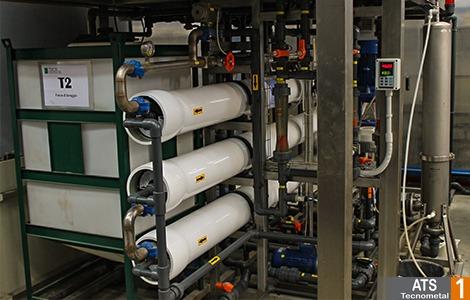 ATS Tecnometal - Impianto osmosi
